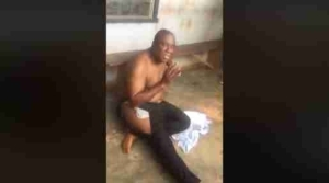 Benin Pastor Caught Sleeping With Church Member In A Hotel (Photo, Videos)